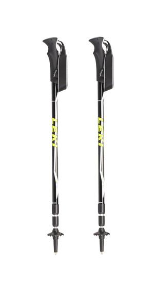 LEKI Voyager - Bâtons de randonnée - gris/noir